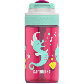Kambukka Lagoon Bottle 400ml Kids, sea party